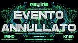 Party flyer: Psy Iris // Logic.Answer 4th Anniversary 7 Mar '20, 22:30
