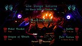 Party flyer: The Boogie Returns 7 Mar '20, 22:00