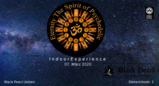Party flyer: ॐ The Spirit of Psychedelic Indoor Experience Vol.3 ॐ 7. Mrz. 20, 21:00