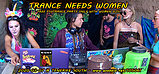 Party flyer: Trance Needs Women 2020 7 Mar '20, 18:00