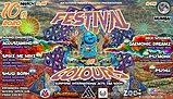 Party flyer: Festival Of Colour Psytrance 10th March 2020 Open air 10 Mar '20, 10:00