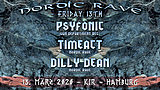 Party flyer: Nordic Rave : Friday 13th 13 Mar '20, 22:00