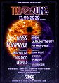 Party flyer: TWO SUNS 13 Mar '20, 22:00
