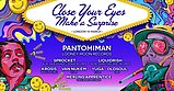 Party flyer: Close Your Eyes Make a Surprise 14. Mrz 20, 23:00