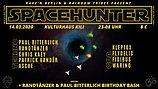 Party flyer: SPACEHUNTER 14 Mar '20, 23:00
