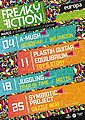 Party flyer: FREAKY FICTION 18 Mar '20, 23:00