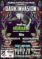 Party flyer: Dark invasion vol 9 20 Mar '20, 18:00