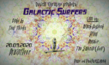Party flyer: Galactic Surfers ॐ 20 Mar '20, 22:00