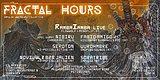 Party flyer: Fractal Hours 27 Mar '20, 22:00