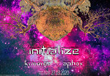Party flyer: Initialize 27 Mar '20, 22:00
