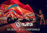 Party flyer: Visiontolegy pres RANJI [Israel] l Sa 28.03. l BT 22 Greifswald 28 Mar '20, 22:00