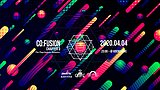 Party flyer: Co:Fusion Chapter 3 - The Psychedelic Session - Feat. reflex (Goa/PsyTrance) 4 Apr '20, 23:00