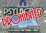 Party flyer: PSYLACTICA 4 Apr '20, 23:00