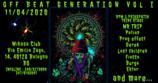 Party flyer: OFF BEAT Generation VOL.1 (Minimal/Progressive Party) 11 Apr '20, 22:00