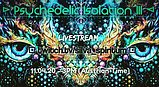 Party flyer: Psychedelic Isolation III 11 Apr '20, 15:00