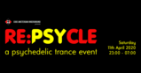 Party flyer: [POSTPONED] RE:PsyCle 11 Apr '20, 23:00