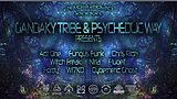 Party flyer: The Psychedelic Way & Gandaky Tribe 25 Apr '20, 23:00