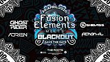 Party flyer: ‡ Fusion Elements meets Blackout ‡ 30. Apr. 20, 22:00