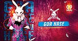 Party flyer: Goahase /w. Klopfgeister im Weissen Hasen 9 May '20, 23:00