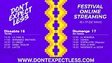 Party flyer: Don't Expect Less 16 May '20, 15:30