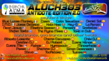 Party flyer: Aluch303 Antidote Edition 2.0 29 May '20, 14:00