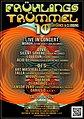 Party flyer: Frühlingstrümmel 10 Daydance & Clubbing 30 May '20, 13:00