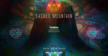 Party flyer: Sacred Mountain (Camping Weekend) 10 Jul '20, 12:00