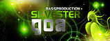 Party flyer: Bassprodcution Silvester Goa Party 31 Dec '20, 22:00